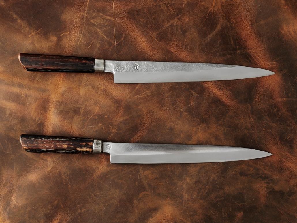 Bridgetown Forge Sushi Knifes