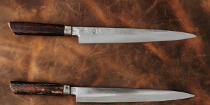 Take a class to learn how to make a sushi knife